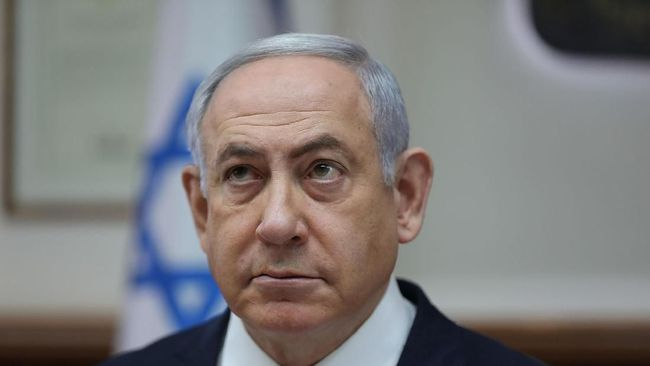 PM Israel Benjamin Netanyahu berbicara untuk pertama kalinya dengan Presiden AS Joe Biden sejak dilantik.