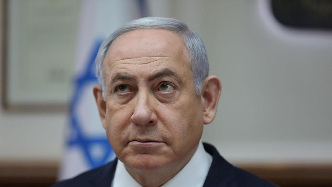 Netanyahu: Israel Akan Tingkatkan Serangan ke Jalur Gaza