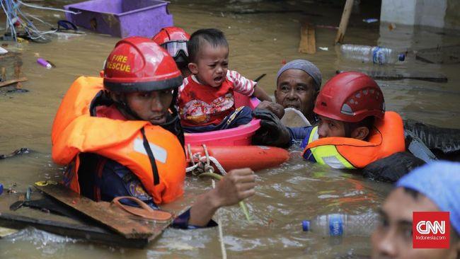 Peneliti LIPI membeberkan alasan-alasan fundamental yang membuat Jakarta terus terkena bencana banjir.