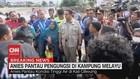 VIDEO: Anies Kembali Pantau Pengungsi di Kampung Melayu