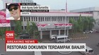 VIDEO: Restorasi Dokumen Terdampak Banjir
