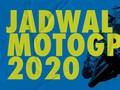 INFOGRAFIS: Jadwal MotoGP 2020