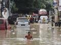 Hari Kedua Banjir Tahun Baru, Korban Meninggal 30 Orang