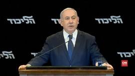VIDEO: Dibelit Skandal, Netanyahu Minta Kekebalan Hukum