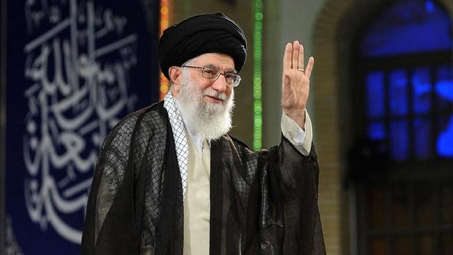 Pemimpin Iran Sebut Israel Bukan Negara, Tapi Basis Teroris