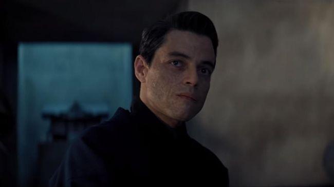 Aktor Rami Malek mengaku kesulitan secara psikologis memerankan Safin, musuh James Bond dalam No Time to Die.