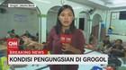 VIDEO: Memantau Kondisi Pengungsian di Grogol