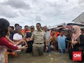 Anies Minta Peringatan Banjir Dilakukan Manual Door to Door