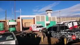 VIDEO: Kerusuhan di Penjara Meksiko, 16 Orang Tewas