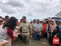 Anies soal Banjir Jakarta: 85 Persen Air Bisa Dikendalikan