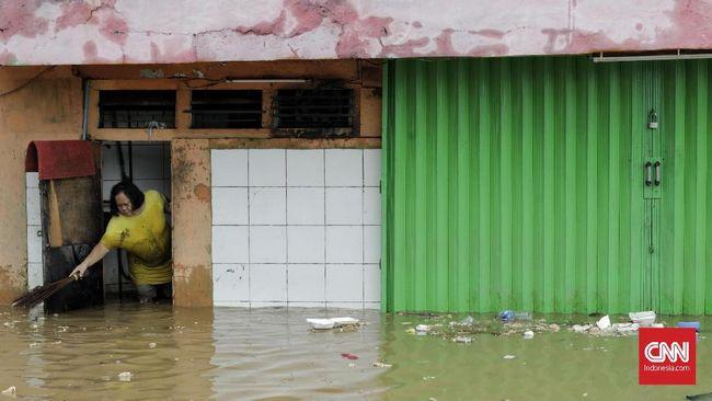 Pemprov DKI Jakarta membantah rumor pemangkasan anggaran penanganan banjir untuk penyelenggaraan Formula E.