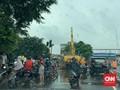 16 RT di Jaksel Terendam Banjir hingga 71 Cm