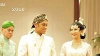 Dian Sastro resmi menikah dengan Indraguna Sutowo pada 18 Mei 2010. (Foto: Instagram @therealdisastr)