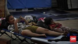 BNPB Catat 5.456 Orang Jadi Korban Banjir Pondok Gede Bekasi