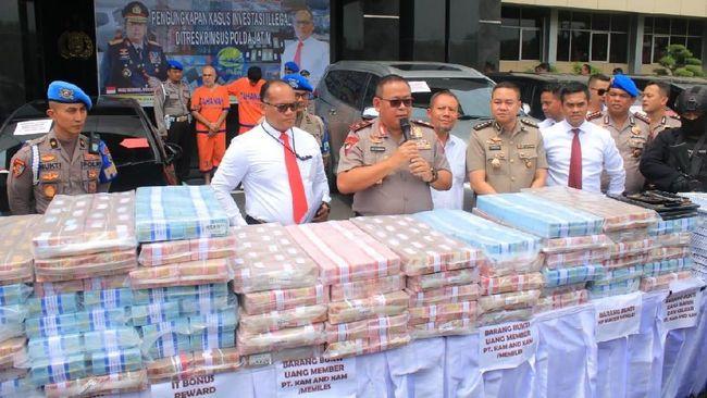 Polisi Temukan Dugaan Artis Ikut Penipuan Investasi Bodong