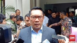 Ridwan Kamil Wajibkan Tempat Usaha Umumkan Daya Tampung