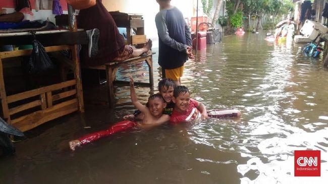 Pemerintah Provinsi DKI mengakui tak bisa mencegah warga DKI Jakarta menggugat pihaknya terkait persoalan banjir di ibu kota.