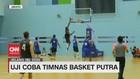 VIDEO: Uji Coba Timnas Basket Putra Jelang IBL 2020