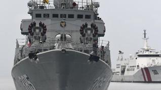 Inggris Akan Ajari Bakamla Bahasa untuk Hadapi Kapal Asing