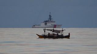 Malaysia Tak Ingin Berperang di Laut China Selatan