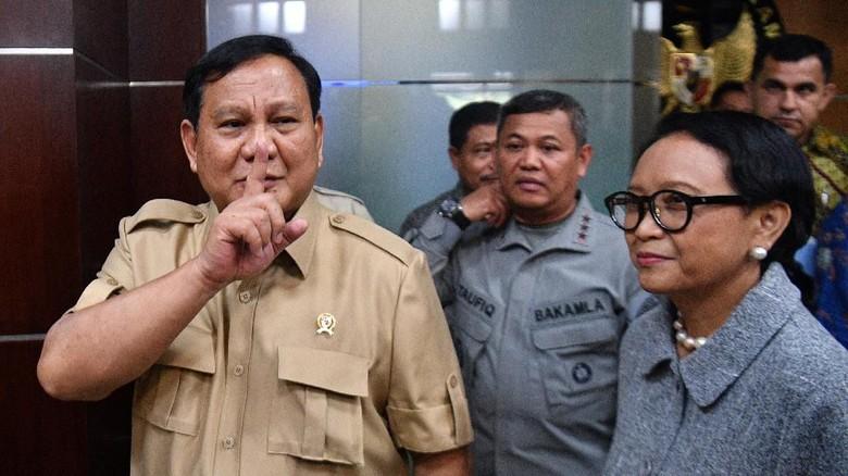 Cerita Prabowo Kalem Sejak Jadi Menteri: Harus Tahu Peran