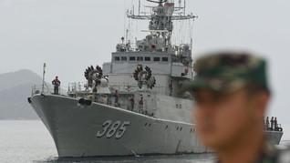 Fakta Empat Kapal Perang RI di Natuna, Cegah Konflik China-AS