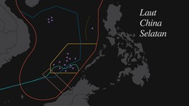 INFOGRAFIS: Silang Sengketa Laut China Selatan