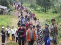 15 Ribu Warga Mengungsi Akibat Banjir dan Longsor di Bogor