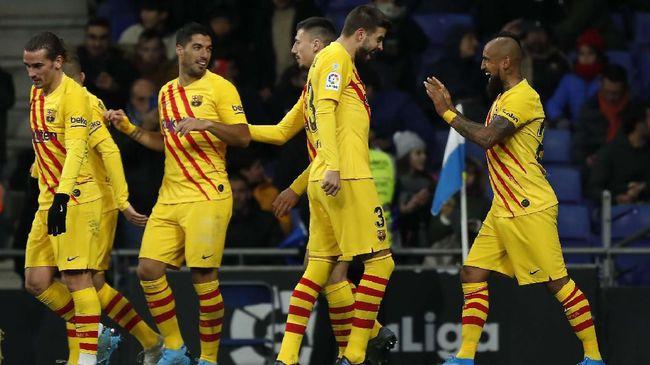Berikut empat pemain Barcelona yang terancam kehilangan posisi inti seiring kedatangan Quique Setien.