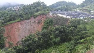Hujan Ekstrem, Sejumlah Wilayah di Bogor Banjir dan Longsor