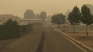 Hujan Deras, Titik Api di New South Wales Tersisa 42