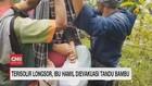 VIDEO: Terisolir Longsor, Ibu Hamil Dievakuasi Tandu Bambu