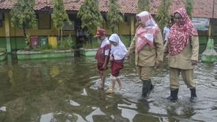 BKN Sebut PNS Bisa Ajukan Cuti Banjir