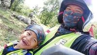 Perjalanan mereka dilakukan sejak 8 Mei 2019, Bun. (Foto: Instagram @jejakpalmarjambi)