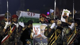 Iran Eksekusi Mati Agen CIA yang Terlibat Pembunuhan Jenderal