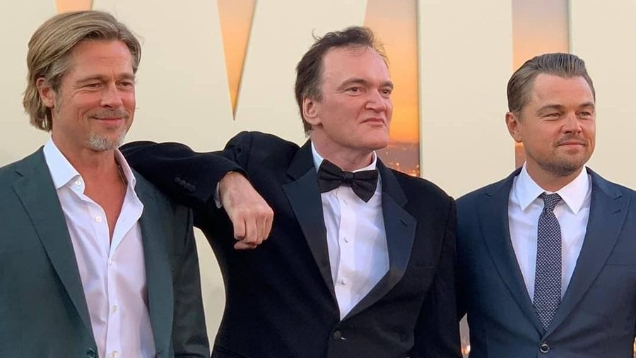 Quentin Tarantino Menang Skenario Terbaik di Golden Globe 2020