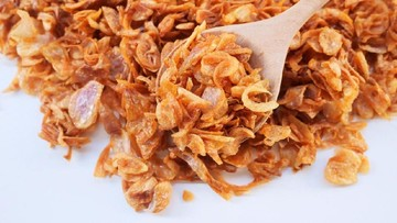 Tips Menggoreng Bawang Merah agar Renyah
