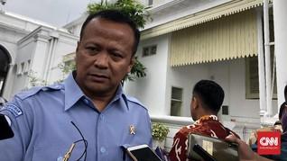 Menteri KKP Minta Tambahan Anggaran Rp1,24 T untuk Corona