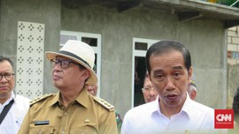 Jokowi Akan Hukum Industri 'Nakal' Pemakai Insentif Harga Gas