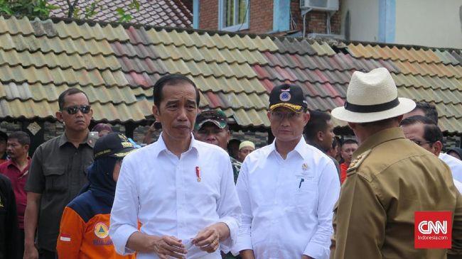 Jokowi Perintahkan Gubernur Banten Setop Tambang Emas Ilegal