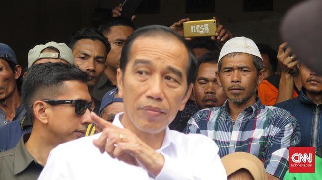 Presiden Jokowi minta Bappenas lanjutkan konsep kerja digital dan coworking-space.