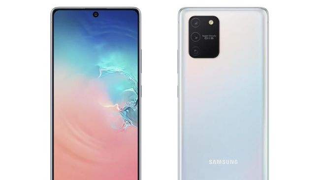 Spesifikasi Samsung Galaxy S10 Lite dan Note 10 Lite