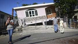 VIDEO: Gempa Guncang Puerto Rico, Tak Ada Korban Jiwa