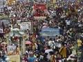 FOTO: Penguatan Iman di Festival Black Nazarene