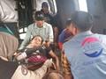 CT Arsa Bantu TNI Evakuasi Dua Ibu Hamil Korban Banjir Bogor