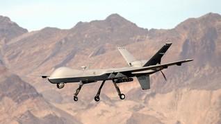 Spesifikasi Misil dan Drone AS Serang ISIS-K di Afghanistan