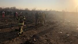 Kanada Terima Pemulangan Korban Pesawat Ukraina yang Jatuh