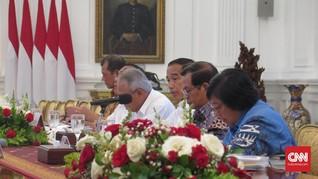 IPW Sebut Jokowi Akan Reshuffle Belasan Menteri