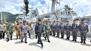 Kebijakan Jokowi di Natuna Dinilai Tak Cukup Redam China