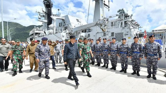 Pengamat menilai kehadiran Jokowi di Natuna untuk meningkatkan keyakinan dan dukungan dalam negeri, bukan hanya melalui diplomasi.